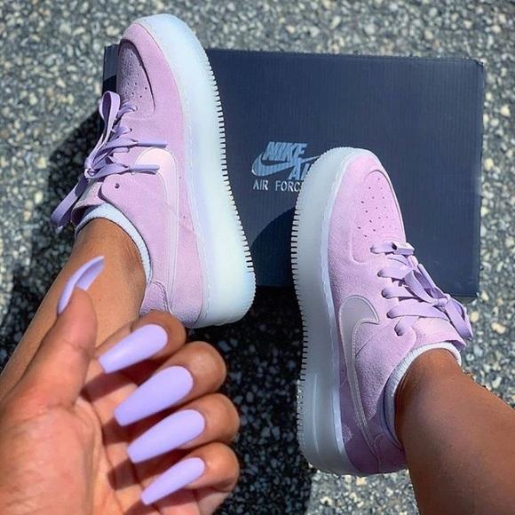 Nike air force sage low sneakers